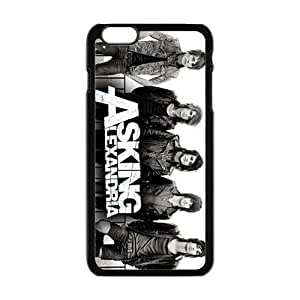 Happy ASKING LEXANDRIA Phone Case for Iphone 6 Plus Kimberly Kurzendoerfer