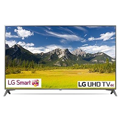 """LG 65UJ6540 4k 65"""" Smart LED TV, Black (Refurbished)"""