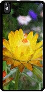 Funda para Htc Desire 816 - Flor Eterna by LesImagesdeJon