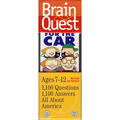 Brain Quest For the Car: Toys & Games