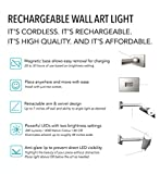 Arm2Aim LED Lighting Rechargeable Art & Picture