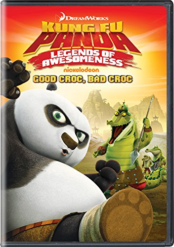 Kung Fu Panda: Legends of Awesomeness - Good Croc, Bad Croc (Kung Fu Panda Legends Of Awesomeness 3)
