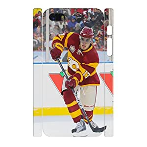 Fun Player Photo Series Love Heart Series Personalized Hockey Athlete Player Skin Hard Phone Shell for Iphone 5 5s Case