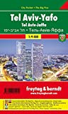 img - for Tel Aviv - Yaffo City Pocket + The Big Five, Stadtplan 1 : 9,400 (English, French and German Edition) book / textbook / text book