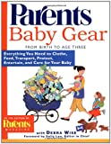 Baby Gear, Parents' Magazine Editors, 0312262906