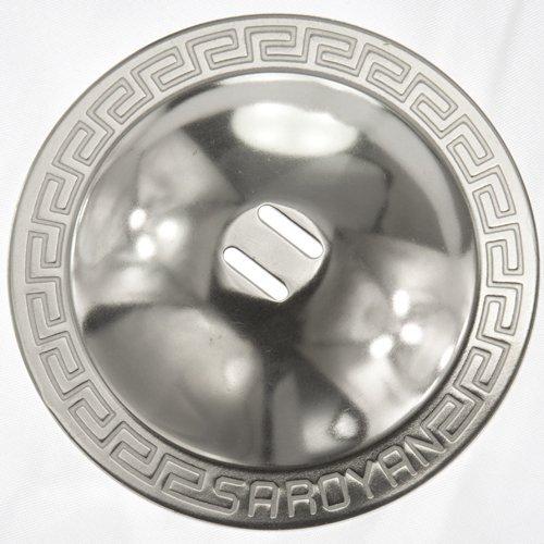 German Silver Grecian Zills/Finger Cymbals/Zils by Saroyan Mastercrafts