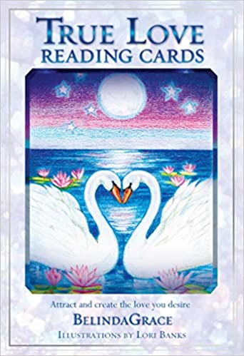true love reading cards attract and create the love you desire reading card series belindagrace lori banks 9781925017410 amazoncom books - Love Card Reading