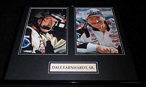 Dale Earnhardt Sr Framed 16x20 Photo Display ()