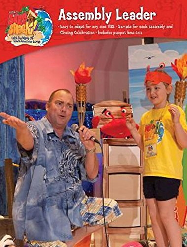 Vacation Bible School (VBS) 2016 Surf Shack Assembly Leader: Catch the Wave of God's Love