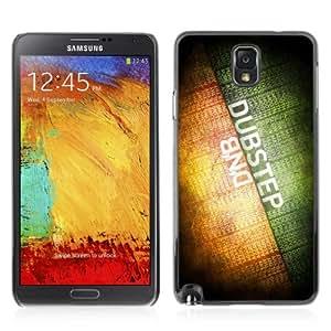 Designer Depo Hard Protection Case for Samsung Galaxy Note 3 N9000 / Dubsteb & DNB