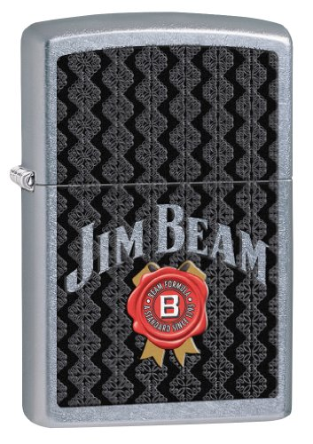 (Zippo Jim Beam Pocket Lighter)