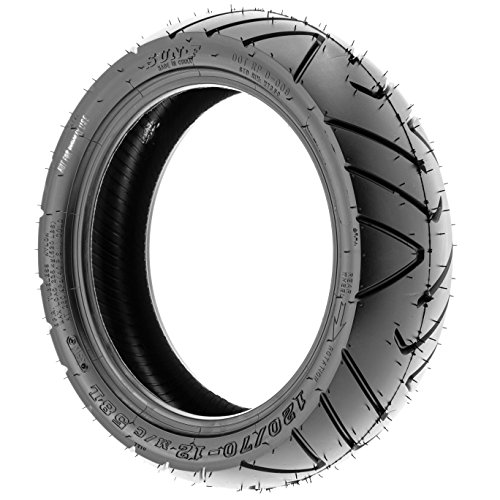 SunF 130/60-13 6 Ply ATV UTV A/T Tire D009, [Single] by SunF (Image #5)