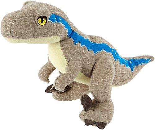 Jurassic World Basic Plush Velociraptor