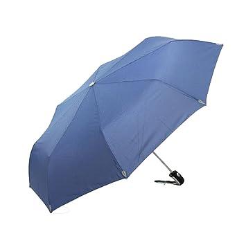 Sombrilla Plegable Automático Plegable Para Hombre Sombrilla Paraguas Plegable Plegable Automático Para Mujer,F
