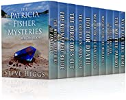 The Patricia Fisher Mysteries: All Ten Books (Patricia Fisher's Big Boxed Sets Boo