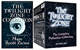 The Complete Twilight Zone Definitive 28-DVD Set with Twilight Zone Companion Book