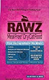 Rawz Dehydrated Cat Food, Salmon, Chicken and Whitefish Recipe Cat Food - 7.8 LB Bag, Fast, by Just Jak's Pet Market Larger Image