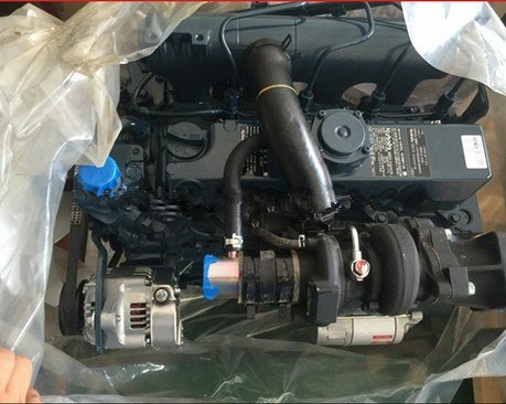 GOWE complete engine assy For kubota diesel engine V2403 V2403-M-T complete engine assy: