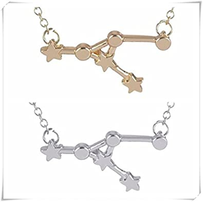 aries grande from love by luna constellation dainty products necklace taurus