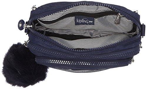 de Kipling Azul hombro Spark y bolsos Multiple Night Mujer Shoppers SqTUI