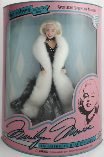 Marilyn Monroe Collector's Series Spotlight Splendor Marilyn Doll ()