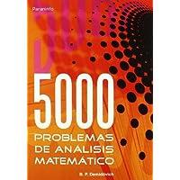 Cinco mil problemas de análisis matemático (Matemáticas)