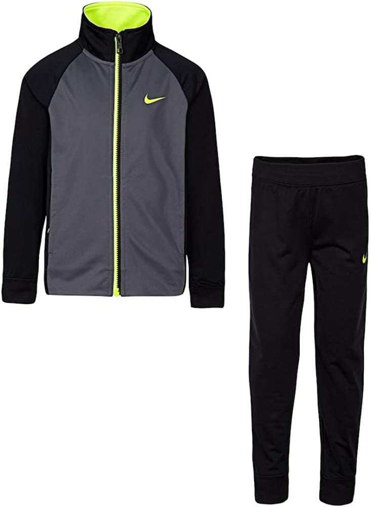 Nike Boy`s Futura Tricot Jacket and Pants 2 Piece Set