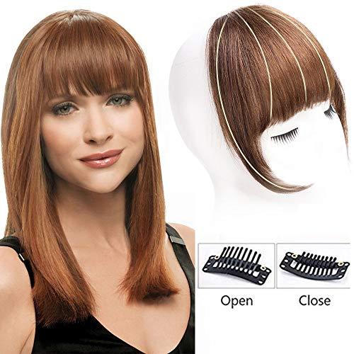 side bangs hair extensions - 8
