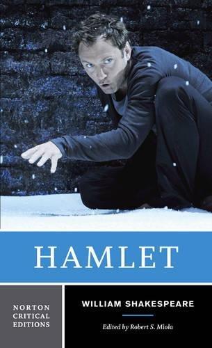 Hamlet (New Edition)  (Norton Critical Editions) by W. W. Norton & Company