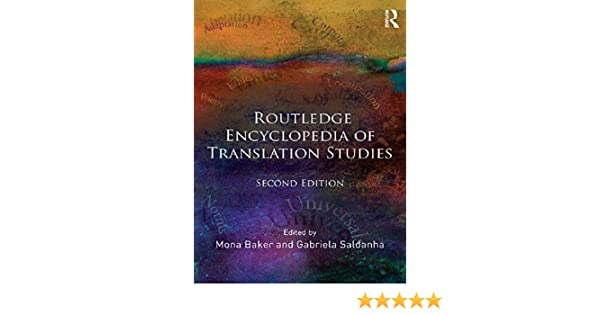 Routledge encyclopedia of translation studies kindle edition by routledge encyclopedia of translation studies kindle edition by gabriela saldanha mona baker reference kindle ebooks amazon fandeluxe Images