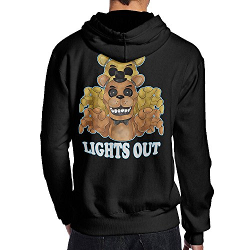 Official Five Nights At Freddy's Part Of The Show Men's Hoodie (S) (Iphone 5 Case Paper Towns)