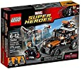 LEGO Super Heroes 76050 - Captain America Movie 2
