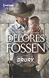 Drury (The Lawmen of Silver Creek Ranch)