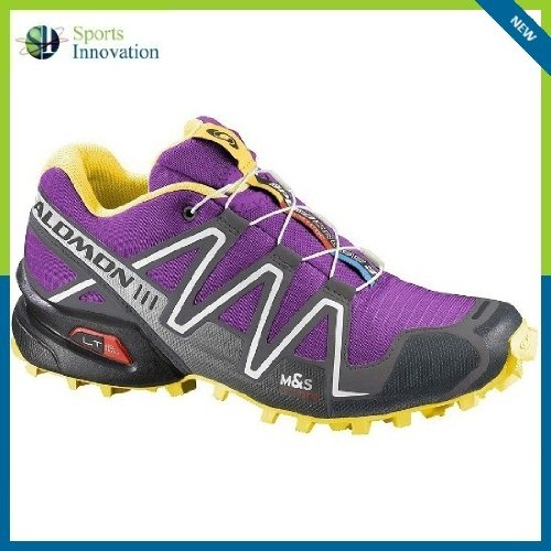 Salomon Purple Trail 3 Very Shoes Womens Running Speedcross BwArqng0B