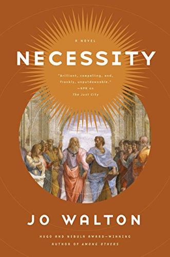 Necessity Novel Thessaly Jo Walton ebook product image