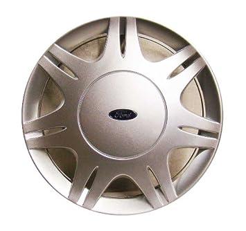 Ford 1098710 tapacubos Fiesta, 7 radios, 13 pulgadas, pieza original: Amazon.es: Coche y moto
