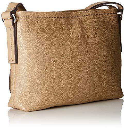 talpa a Beige Esprit tracolla e 088ea1o007 chiaro Accessoires borse Shoppers Donna 1zqX46z