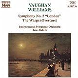 Vaughan-Will: Sinfonie 2