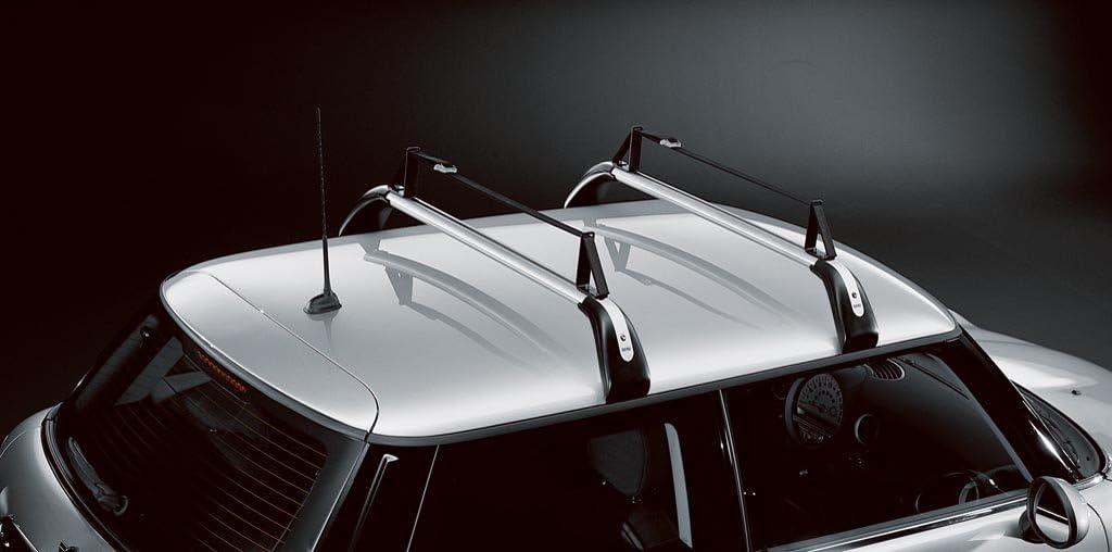 Original Mini Dachträger Grundträger Trägerbrücke Querträger Für R55 R56 Auto
