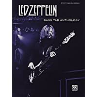 Led Zeppelin - Bass TAB Anthology: Authentic Bass TAB
