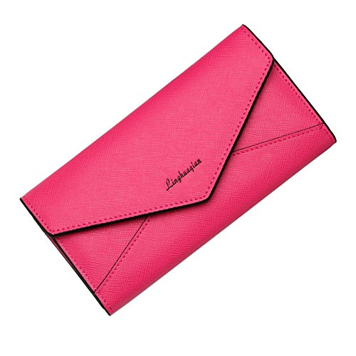 Paymenow Fashion Womens Girls Long Wallet Multi Card Organizer Holder Coin Purse Clutch Handbag (Hot (Hot Bodies Clutch)