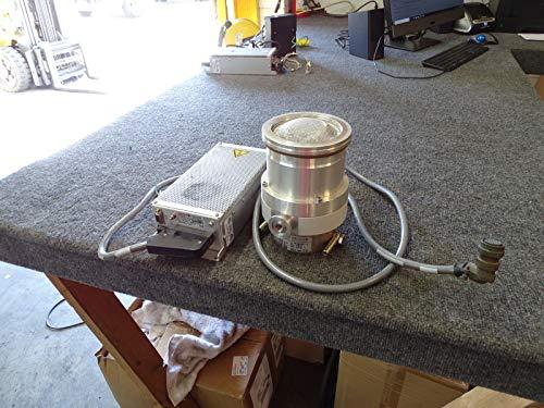 Pfeiffer TMH 260 Turbo Molecular Vacuum Pump w/TCP 120-RS 232 Controller