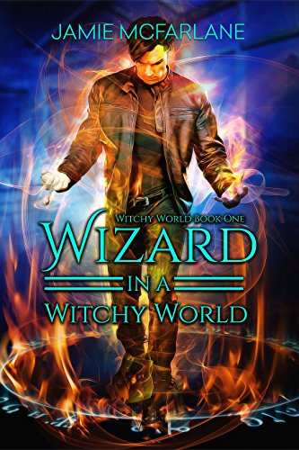 Image result for Wizard in a Witchy World