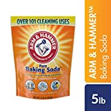 Arm & Hammer Pure Baking Soda, 5 lb