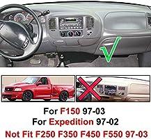 Amazon Com Xukey For Ford F150 F 150 Expedition 1997 2003 Dashmat Dashboard Cover Dash Mat Pad Sun Shade Dash Board Cover Carpet Automotive
