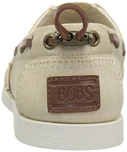 Me BOBS Chill Fancy Women's Boat from Natural Luxe Skechers Shoe watYY