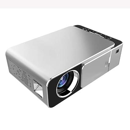 Proyector LCD, Portátil 3500 Lúmenes 1080P HD Proyector LED ...