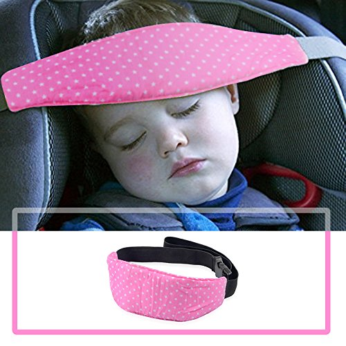 Carseat Pillow for Toddler-Baby Head Support for Car Seat-Car Seat Head Support for Toddler-Car Pillow-Child Car Seat Head Support-Safety Car Seat Neck Relief-Offers Protection and Safety for Kids