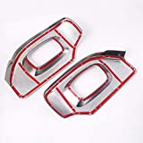 ABS Plastic Seat Side Cover Trim Accessories for
