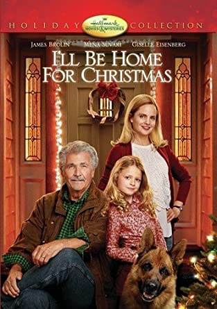 Christmas Homecoming Cast.Amazon Com I Ll Be Home For Christmas James Brolin Mena